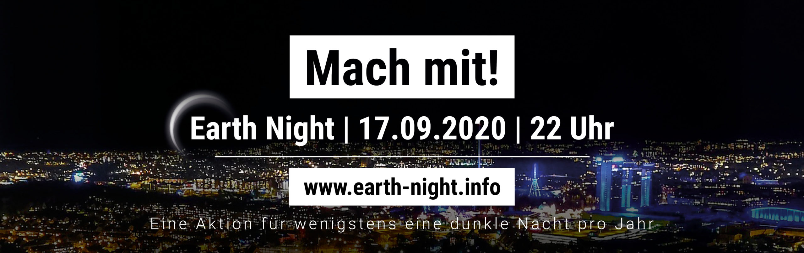 Earth Night 2020 by Paten der Nacht