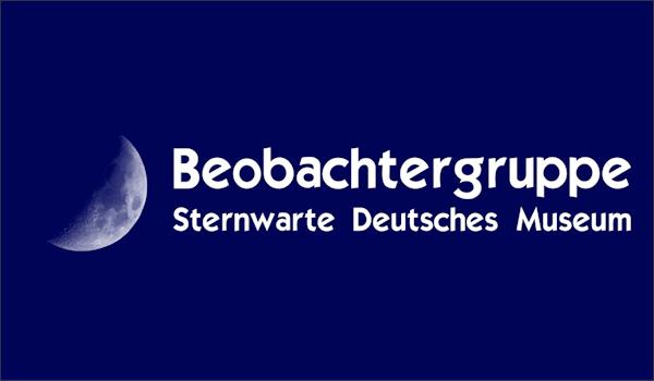 Beobachtergruppe der Sternwarte Deutsches Museum