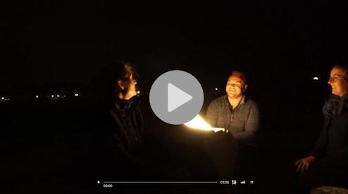Earth Night 2020, BR-Fernsehen, Licht aus, bitte