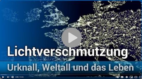 Earth Night 2020, Lesch/Gassner/Junker Lichtverschmutzung