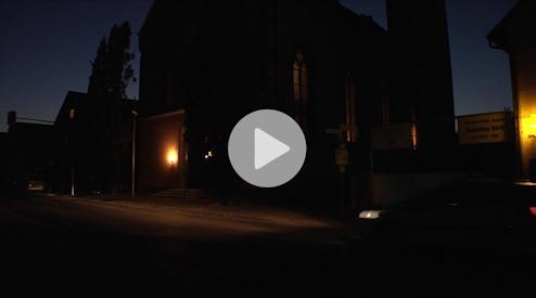 Earth Night 2020, TV-Mainfranken, Aktion gegen Lichtverschmutzung