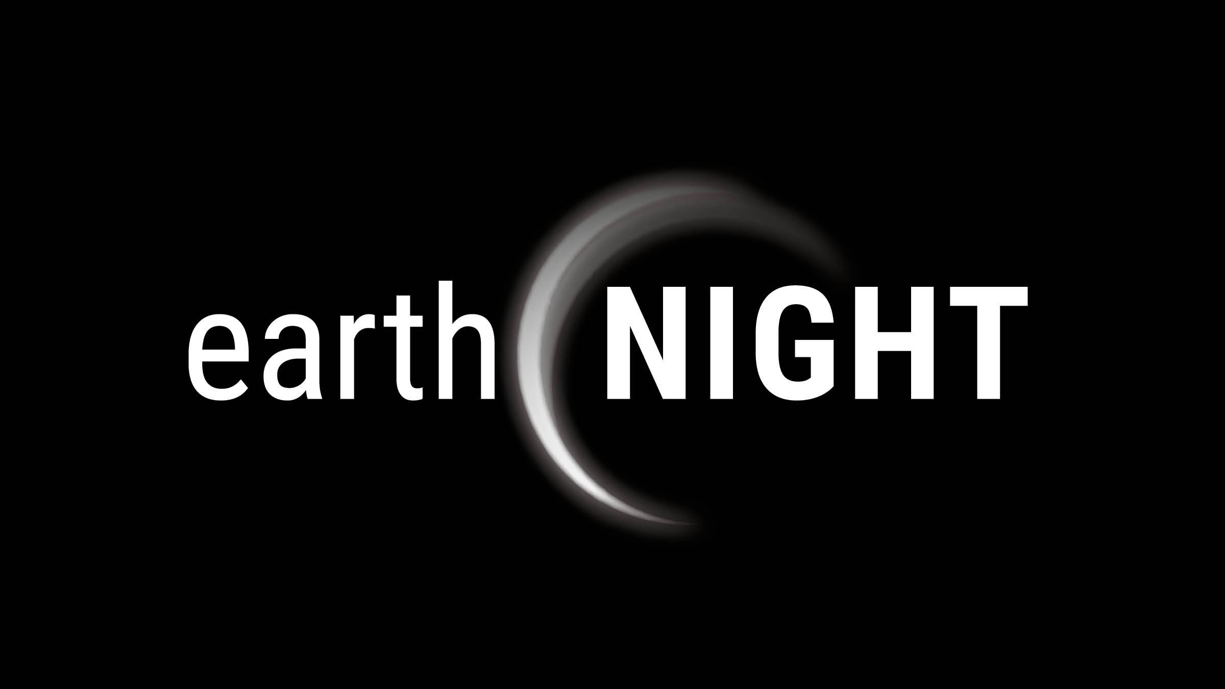 Earth Night Logo allgemein