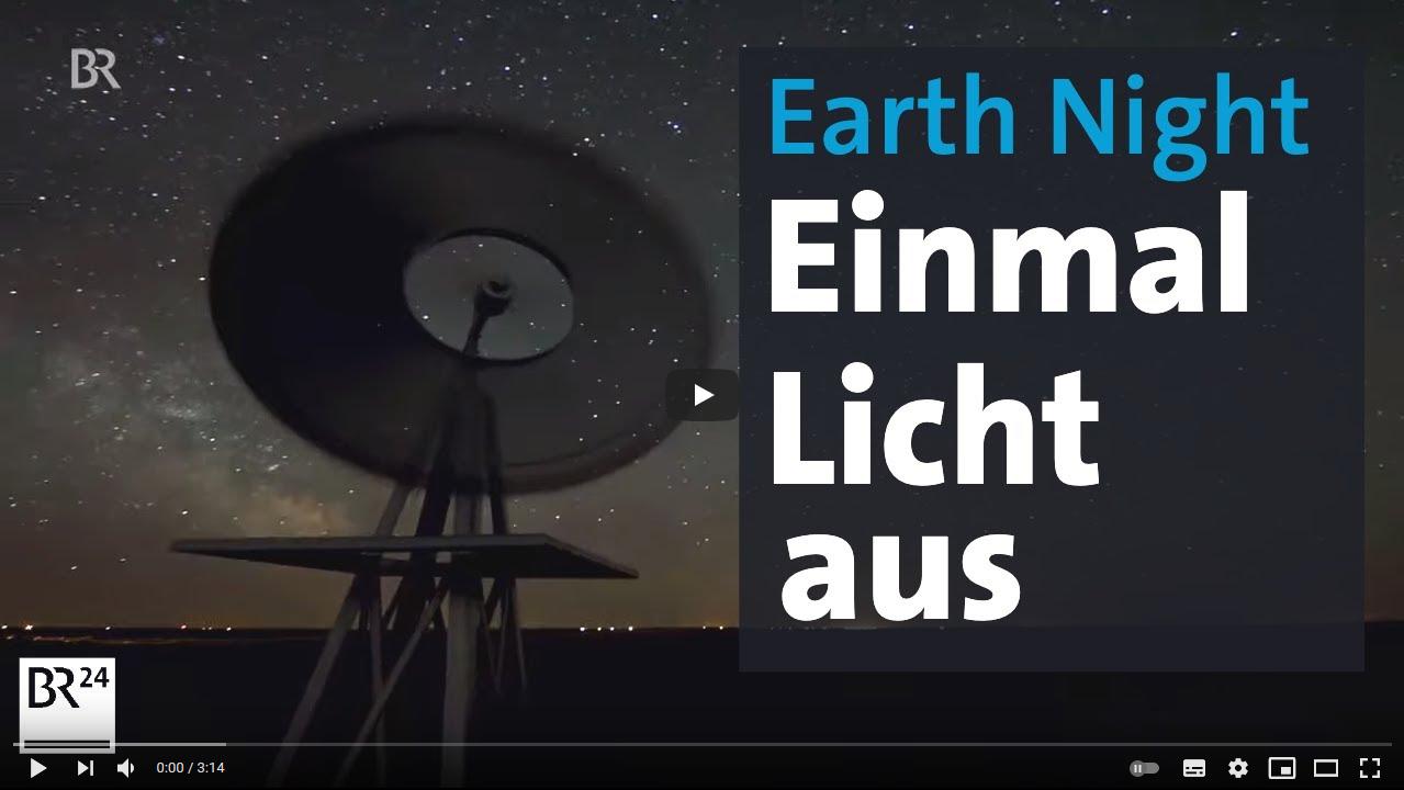 Earth Night Video BR