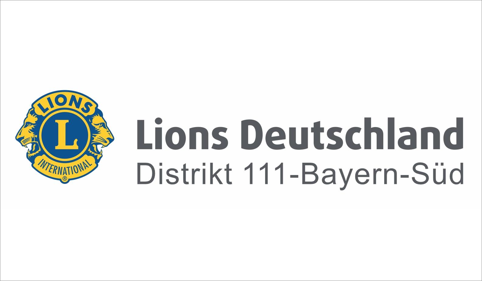 Lions Deutschland, Bayern Süd | Unterstützer Earth Night